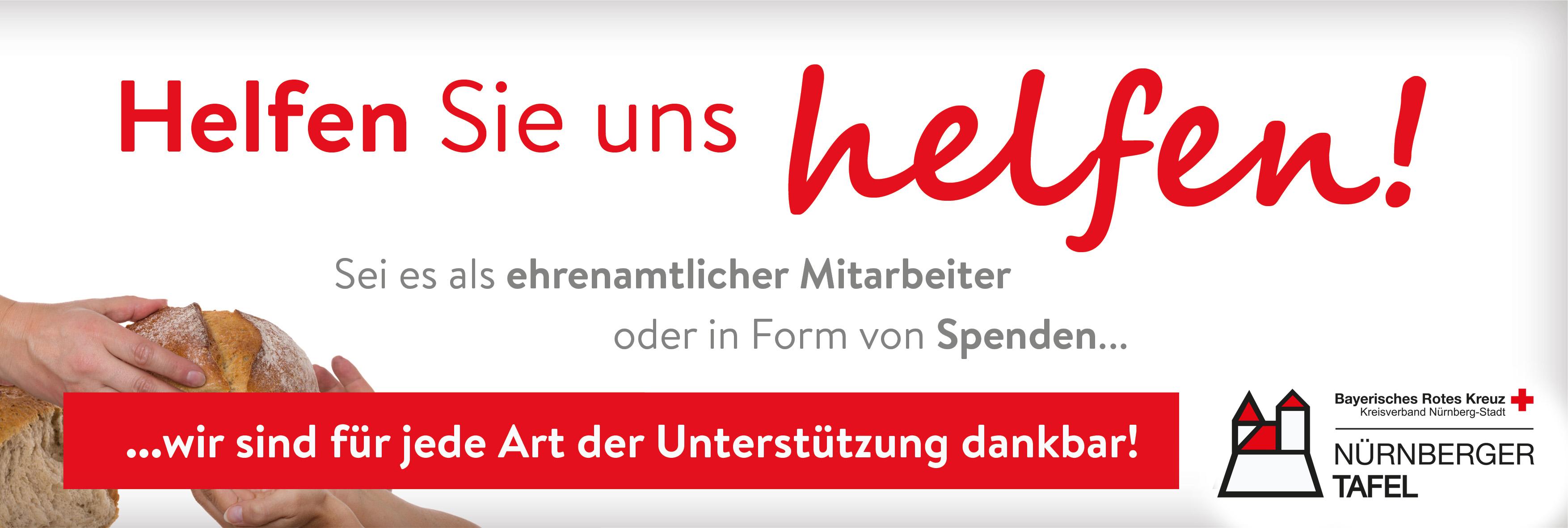 152e89ff9e56b Nürnberger Tafel – Lebensmittel für Bedürftige